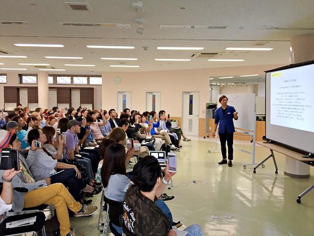 美容室失客防止・再来店対策セミナー@大宮|Kawada Takwshi|動画撮影