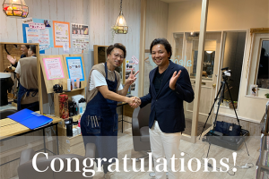 昨対売上140%!客単価2,000円UP!【新潟県三条市】|Kawada Takeshi